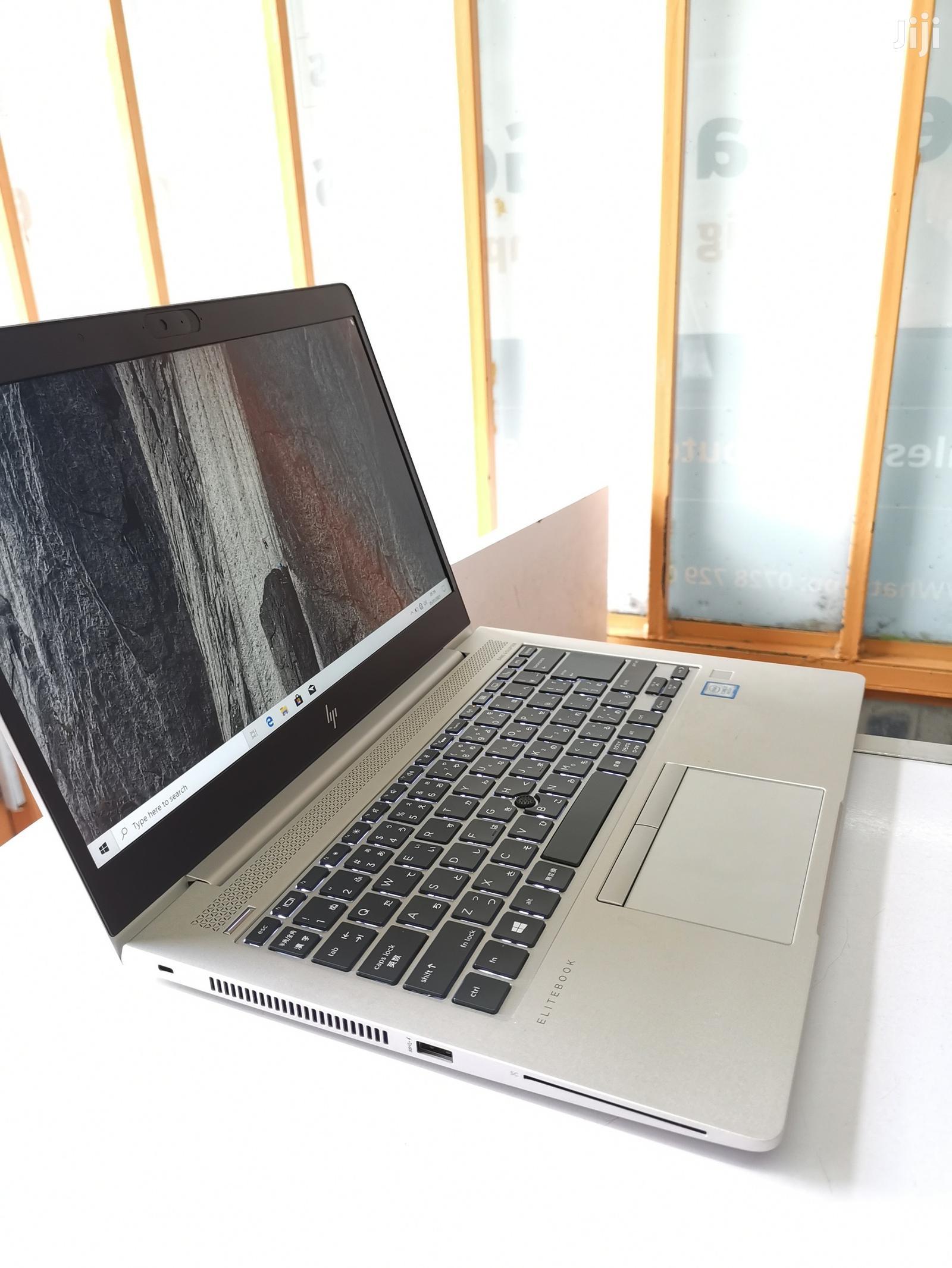 Laptop HP EliteBook 840 G5 8GB Intel Core I7 SSD 256GB | Laptops & Computers for sale in Nairobi Central, Nairobi, Kenya