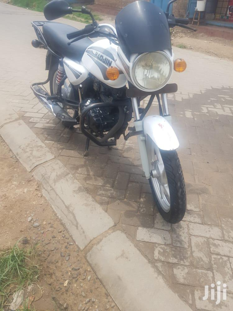 Haojin Ares HJ150-26 2020 White | Motorcycles & Scooters for sale in Changamwe, Mombasa, Kenya