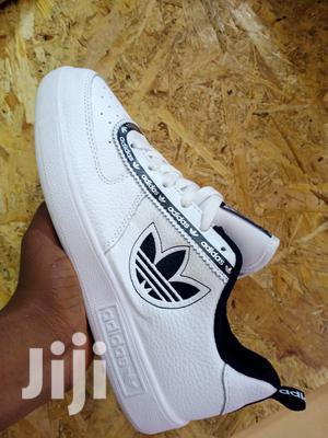 White Leather Sneakers   Shoes for sale in Nairobi, Nairobi Central