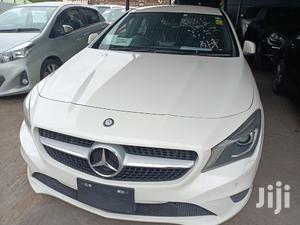Mercedes-Benz CLA-Class 2014 White | Cars for sale in Mombasa, Ganjoni