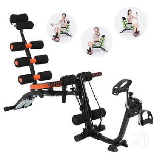 6 Six Pack Care Exercise Bench Machine | Sports Equipment for sale in Nairobi, Nairobi Central