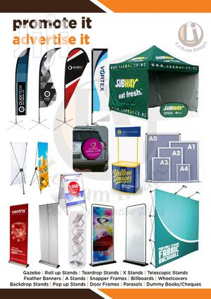 Branded Gazebos,Outdoor/Event Advertisement | Printing Services for sale in Nairobi, Nairobi Central