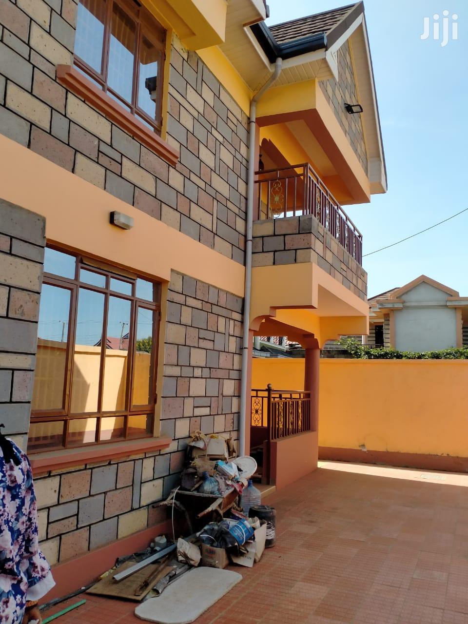 4 Bedroom Maisonette in Ruiru Membley Estate for Sale