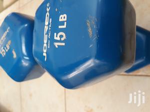 Joerex Dumbbell   Sports Equipment for sale in Uasin Gishu, Eldoret CBD