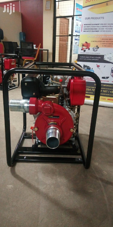 "3"" Carlton's Water Pump"
