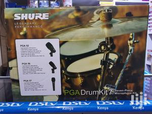 Shure Drum Kit Microphone   Musical Instruments & Gear for sale in Nairobi, Nairobi Central