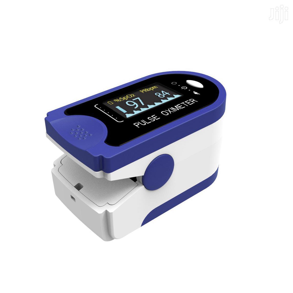 Jziki Fingertips Pulse Oximeter