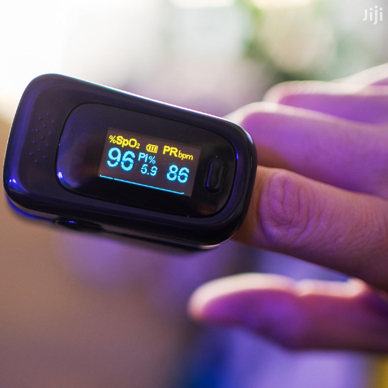 Jziki Fingertips Pulse Oximeter | Medical Supplies & Equipment for sale in Nairobi Central, Nairobi, Kenya