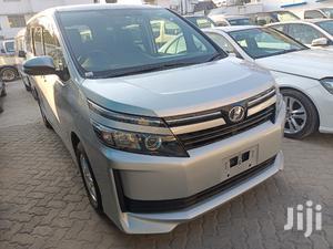 Toyota Voxy 2015 Silver | Cars for sale in Mombasa, Ganjoni