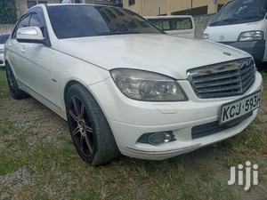 Mercedes-Benz C200 2013 White   Cars for sale in Mombasa, Mombasa CBD