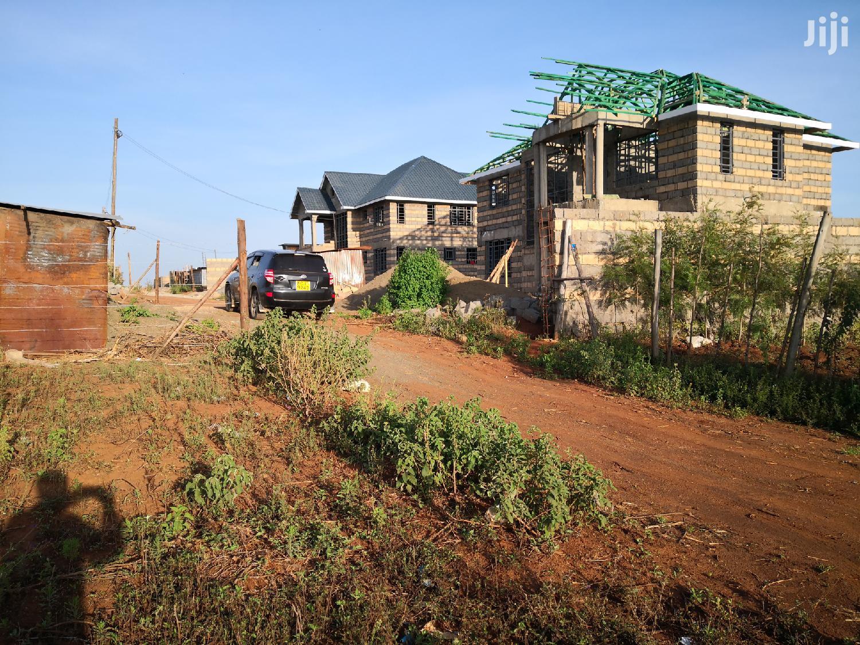 Eighth of an Acre Kamangu Kikuyu Kiambu for Sale.