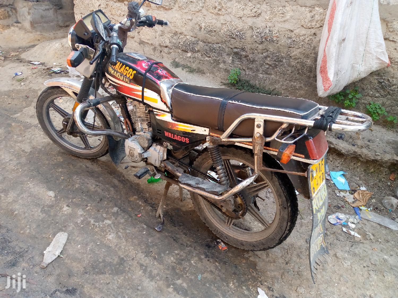 Haojin HJ125 2017 Black | Motorcycles & Scooters for sale in Changamwe, Mombasa, Kenya
