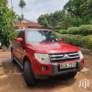 Mitsubishi Shogun 2009 3.2 Di-Dc GLS Red   Cars for sale in Nairobi, Westlands