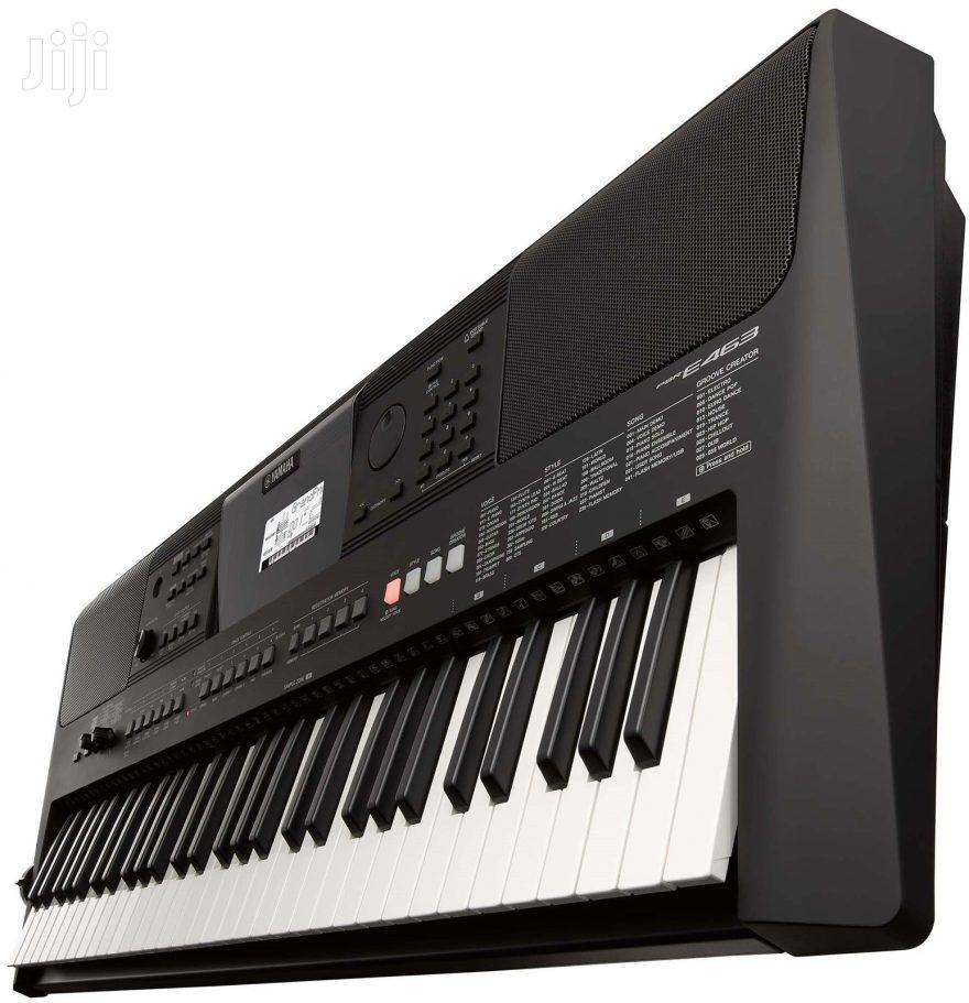 Acoustic Guitar and Keyboard Piano | Musical Instruments & Gear for sale in Westlands, Nairobi, Kenya
