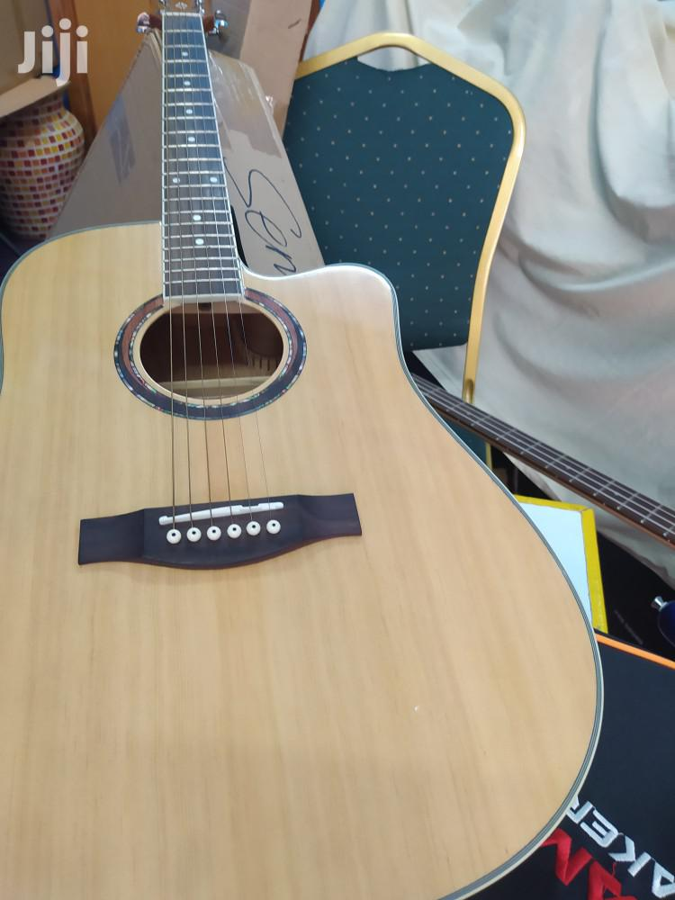 Acoustic Guitar and Keyboard Piano