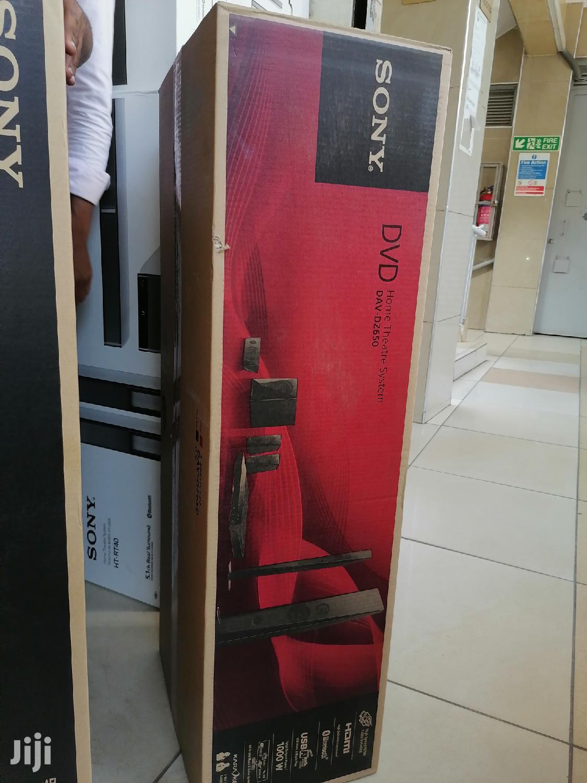 Sony Dav Dz 650 Home Theater System