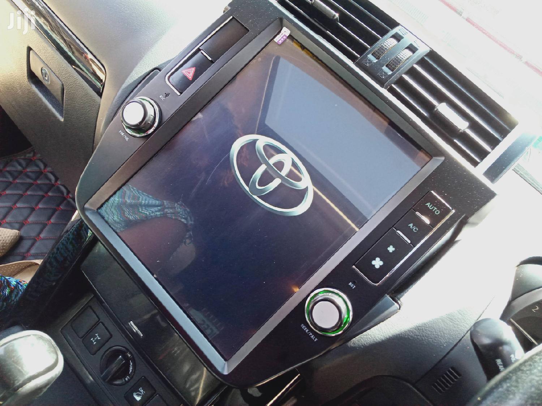 Toyota Land Cruiser Prado 2015 Silver   Cars for sale in Muthaiga, Nairobi, Kenya