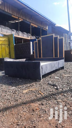 Modern Classy 5 by 6 Bed | Furniture for sale in Nairobi, Kahawa