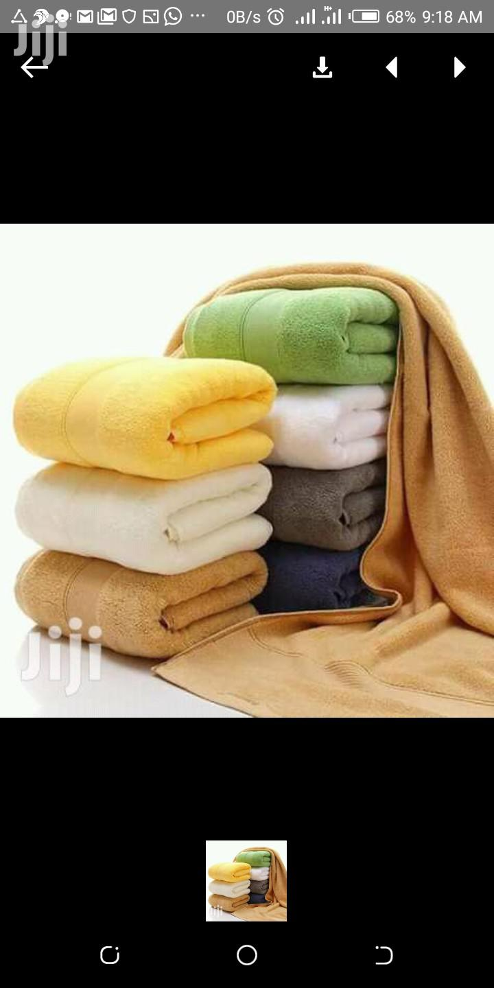 Luxury Polo Towels