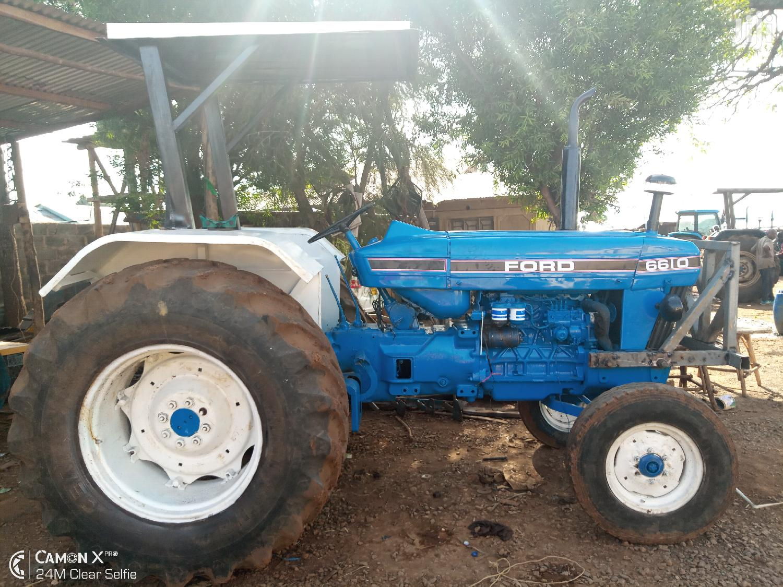 Tractor Ford 6610   Heavy Equipment for sale in Eldoret CBD, Uasin Gishu, Kenya