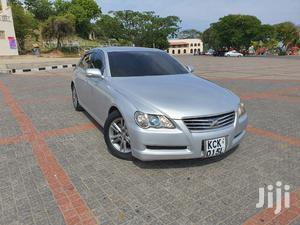 Toyota Mark X 2009 Silver | Cars for sale in Mombasa, Tudor