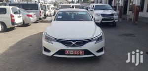 Toyota Mark X 2014 White | Cars for sale in Mvita, Majengo
