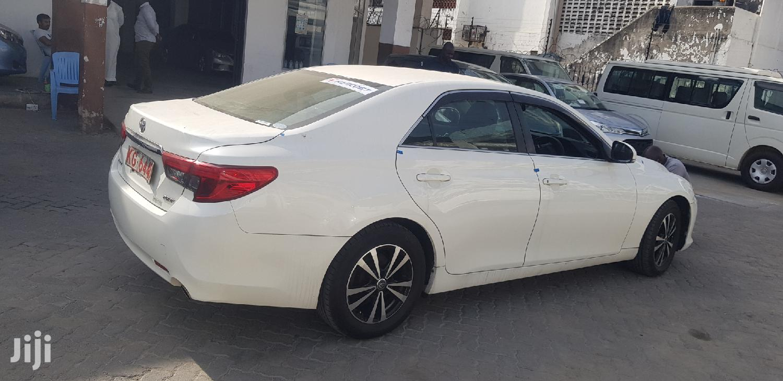 Toyota Mark X 2014 White | Cars for sale in Majengo, Mvita, Kenya