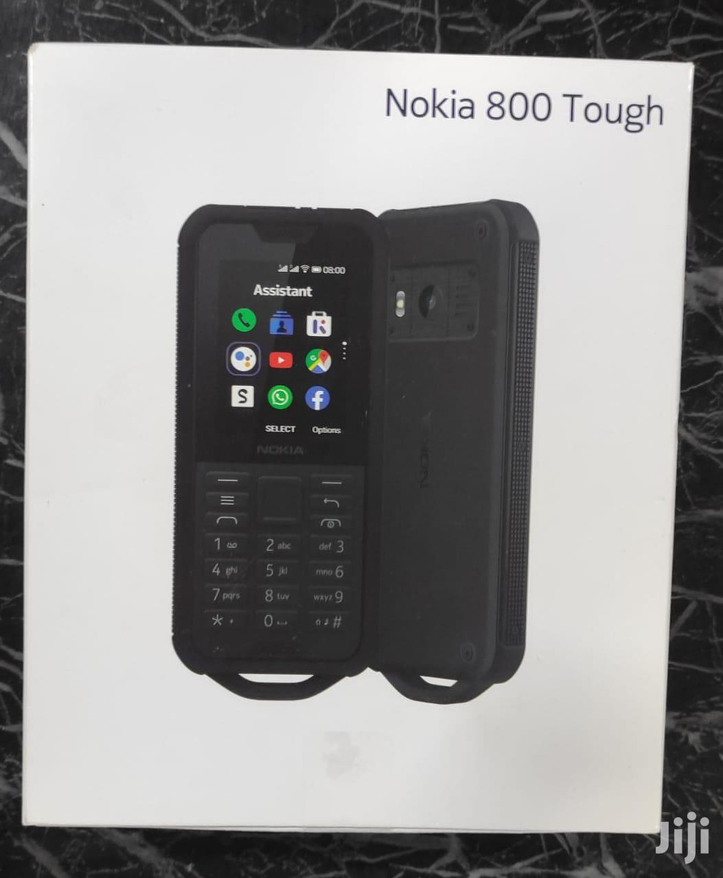 New Nokia 800 Tough 4 GB Black | Mobile Phones for sale in Nairobi Central, Nairobi, Kenya
