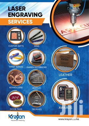 Laser Engraving Services | Printing Services for sale in Nairobi, Nairobi Central
