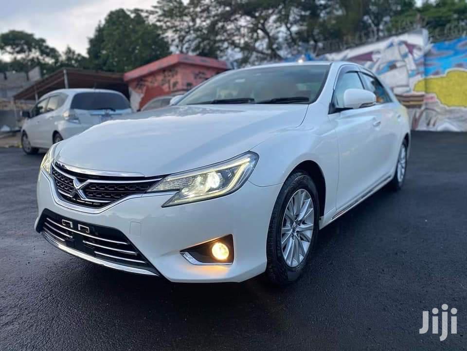 Toyota Mark X 2015 White | Cars for sale in Mombasa CBD, Mombasa, Kenya