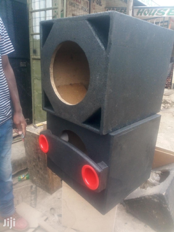 "12"" Bass Speaker Cabinets | Audio & Music Equipment for sale in Molo, Nakuru, Kenya"