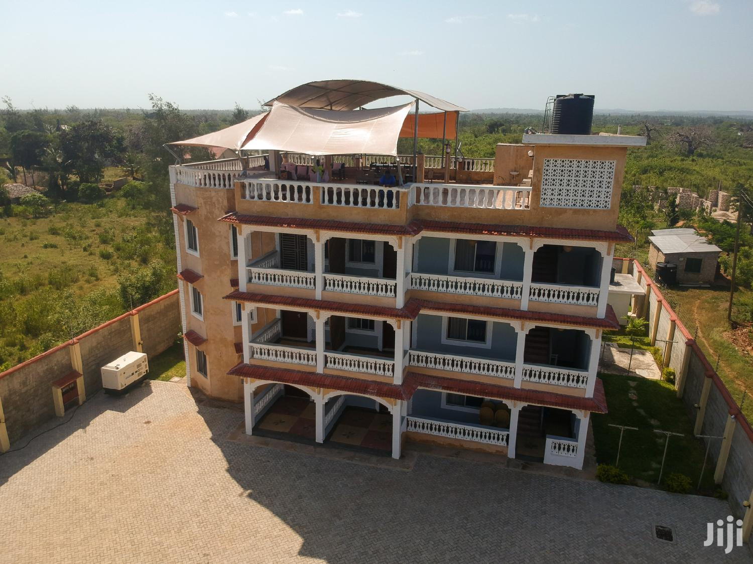 1 Bedroom Furnished Apartment for Long Term Lease in Diani