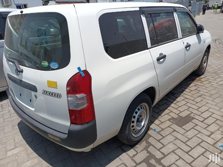Toyota Succeed 2015 White   Cars for sale in Mombasa CBD, Mombasa, Kenya