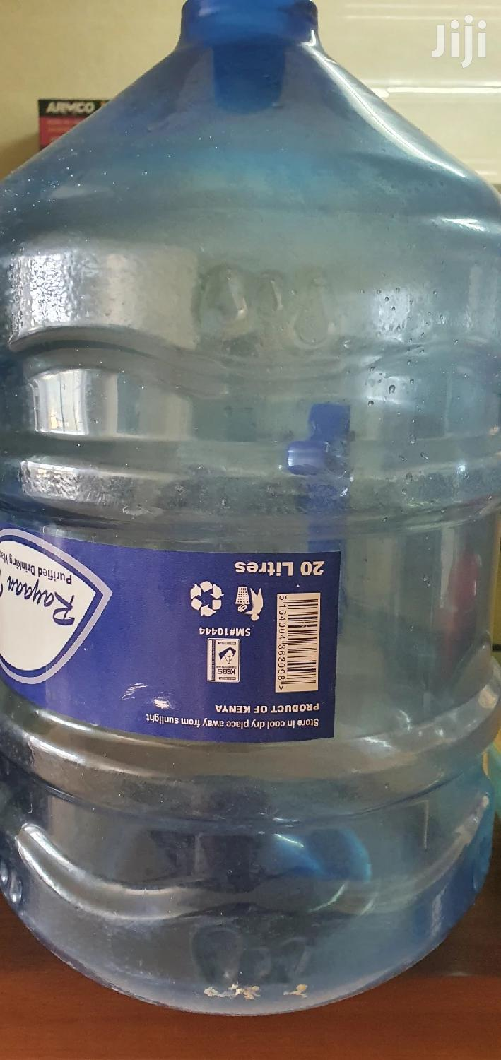 20 X 20 Litre Water Bottles | Kitchen & Dining for sale in Nyali, Mombasa, Kenya