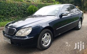 Mercedes-Benz S Class 2002 Gray | Cars for sale in Nairobi, Kilimani