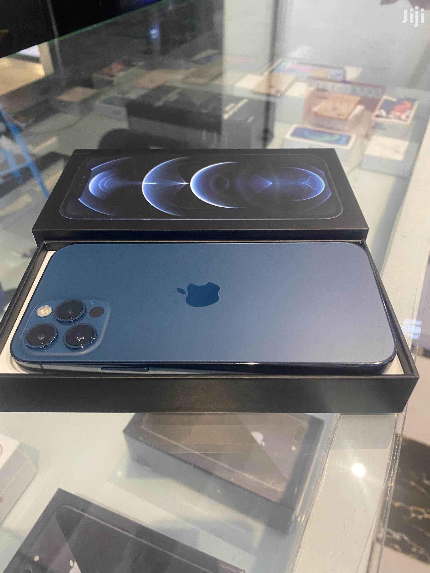 Archive: Apple iPhone 12 Pro 256GB Blue