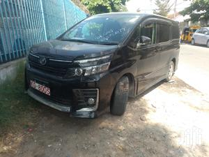 Toyota Voxy 2014 Black   Cars for sale in Mombasa, Mombasa CBD