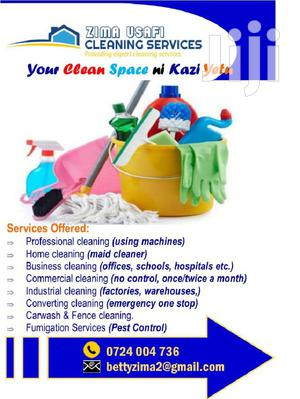 Zima Usafi Cleaning Business   Cleaning Services for sale in Mombasa, Bamburi