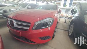 Mercedes-Benz A-Class 2013 Red | Cars for sale in Mombasa, Nyali