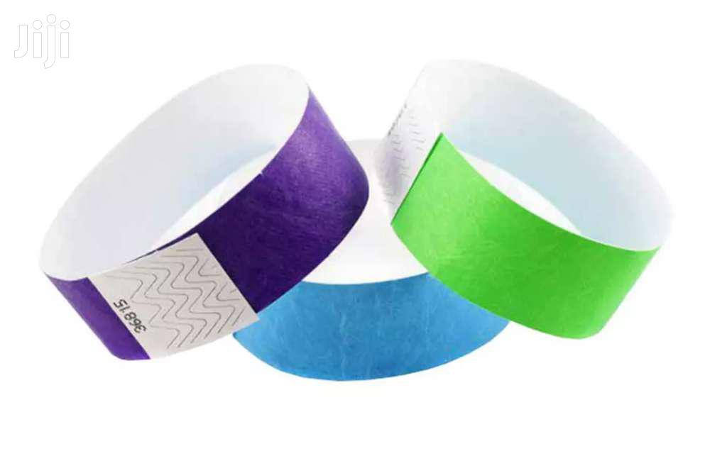 Event Wristbands \\ Event Wristband \\ Event Tags \\ Paper Wristbands