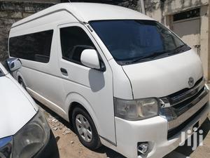 Manual Diesel Toyota Hiace 9L Long Chasis | Buses & Microbuses for sale in Mombasa, Mombasa CBD
