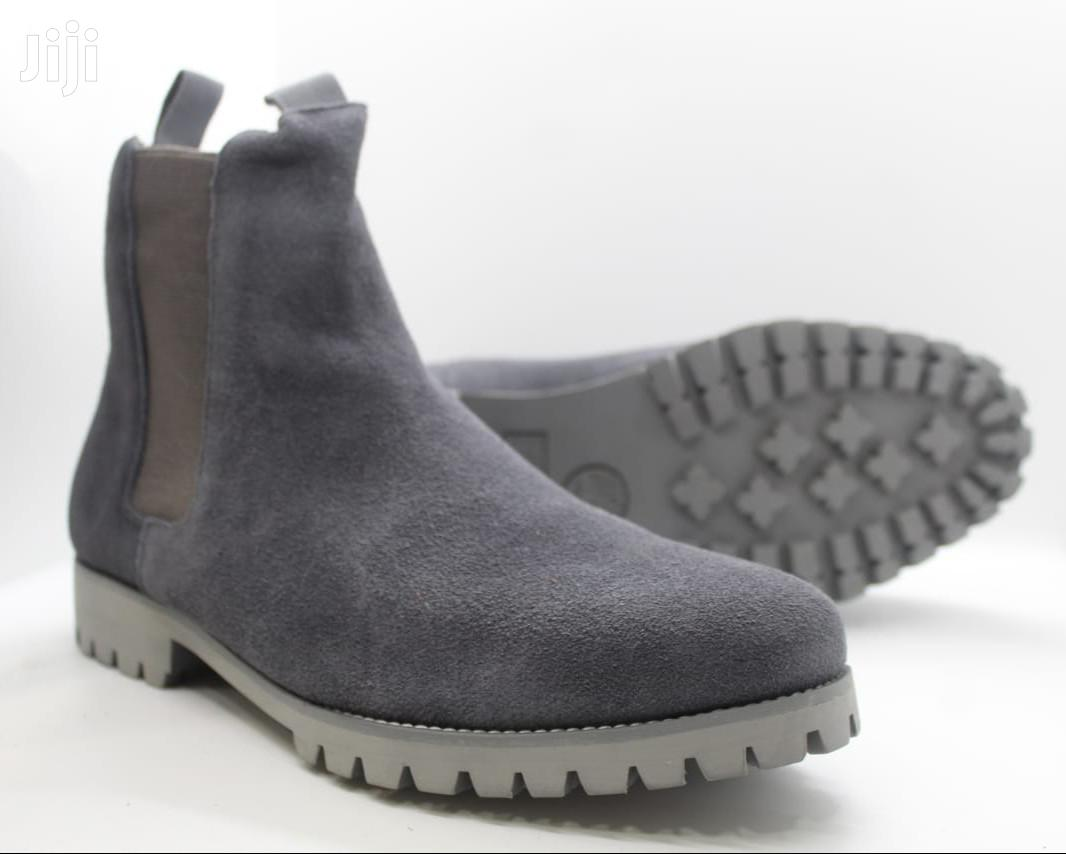 Archive: Timberland Chelsea Suede Shoes Boots