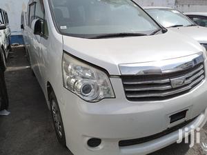 Toyota Noah 2012 White | Cars for sale in Mombasa, Ganjoni