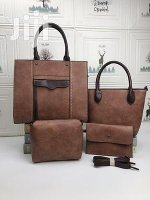 Pure Leather 4 in One Classy Handbags | Bags for sale in Nairobi, Nairobi Central