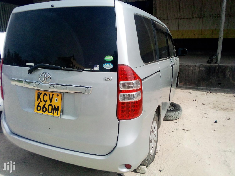 Toyota Noah 2012 Silver | Cars for sale in Kisauni, Mombasa, Kenya
