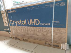 Samsung 65 Inch Smart 4K UHD Curved Crystal UHD TV, 65TU8300 | TV & DVD Equipment for sale in Nairobi, Nairobi Central