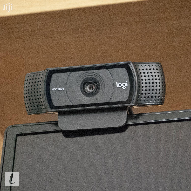 Logitech C920 HD PRO Webcam   Computer Accessories  for sale in Nairobi Central, Nairobi, Kenya