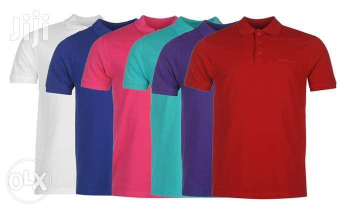 Archive: Plain Polo T-shirts