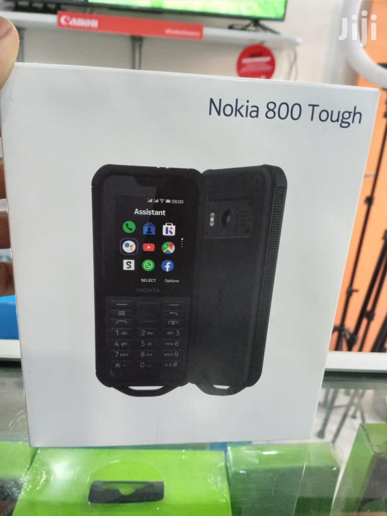 New Nokia 800 Tough 4 GB Black
