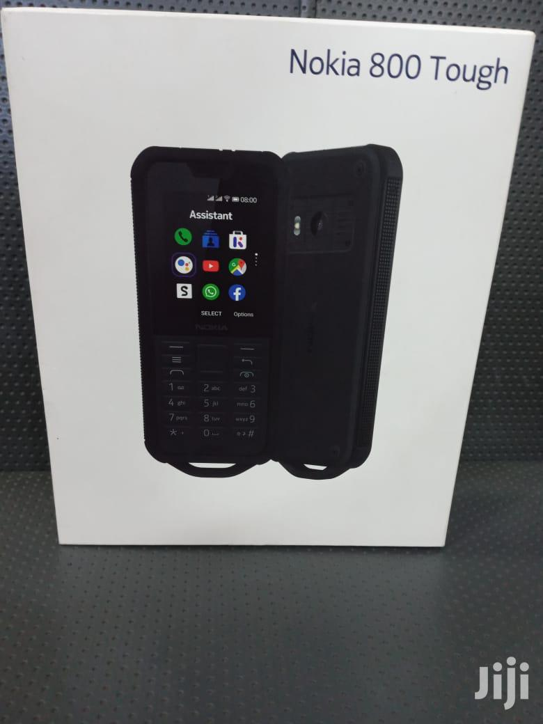 New Nokia 800 Tough 4 GB Black   Mobile Phones for sale in Nairobi Central, Nairobi, Kenya
